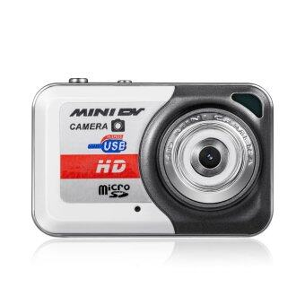 Harga X6 Mini DV Mini DVR Camera Recorder Video Camera Sports DV/Camera (Black) - intl
