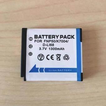 แบตกล้องฟูจิ รหัส NP-50 FNP50 / Kod KLIC-7004 แบตเตอรี่กล้อง Fujifilm X10, Fujifilm X20, Fujifilm XF1, FinePix XP100, XP150, XP170, XP200, F800EXR, F850EXR, F900EXR, FinePix REAL 3D W3 Battery for Fuji