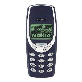 (REFURBISHED) Nokia 3310 - Blue รองรับ AIS/DTAC/TRUE
