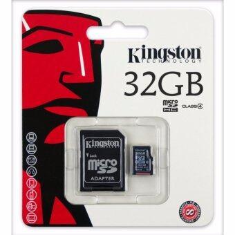 Kingston anny Kingston Memory Card Micro SD SDHC 32 GB Class 10 คิงส์ตัน เมมโมรี่การ์ด 32 GB