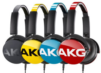 AKG HeadPhones Portable On-Ear