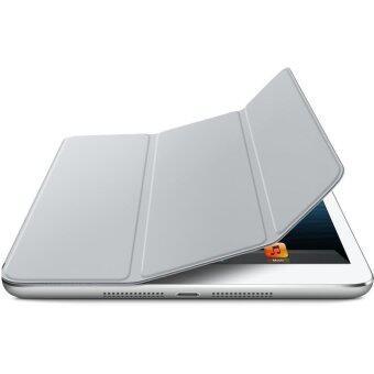 Cool case เคสไอแพดแอร์ 2 iPad Air 2 Magnet Transparent Back case (Grey)