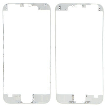 Harga Fancytoy Front Middle Frame Bezel Housing Adhesive Replacement for Iphone 6 4.7(White)