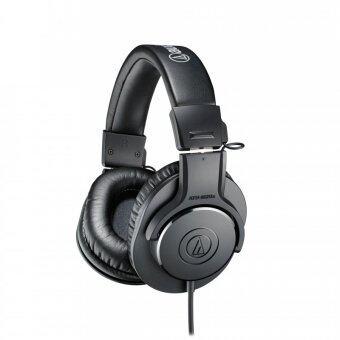 Audio Technica ATH-M20X หูฟังครอบหู studio monitoring