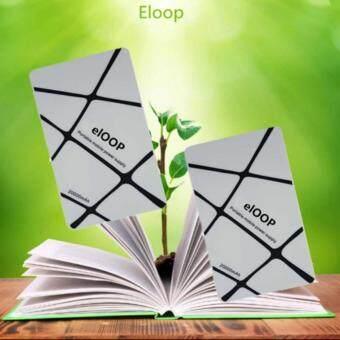 Eloop Power Bank แบตสำรอง พาวเวอร์แบงค์ ชาร์จไว ขนาดเล็ก Mini Power Suppy Portable 20000mAh (White)pack 2pcs