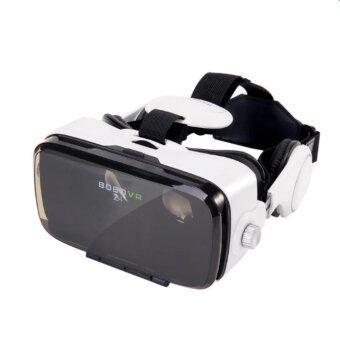 Mastersat 2016 แว่น 3D สำหรับสมาร์ทโฟนทุกรุ่น 2.0 พร้อมหูฟังไฮไฟในตัว รุ่น Z4 ความจริงเสมือนแว่นตาระดับ3D