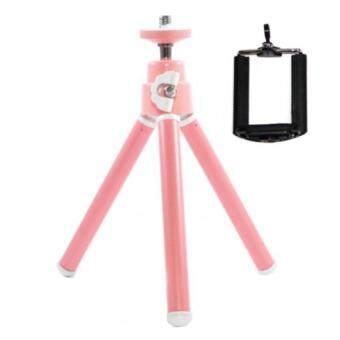 DT ขาตั้งกล้องมือถือ รุ่น E-Chen (สีชมพู)
