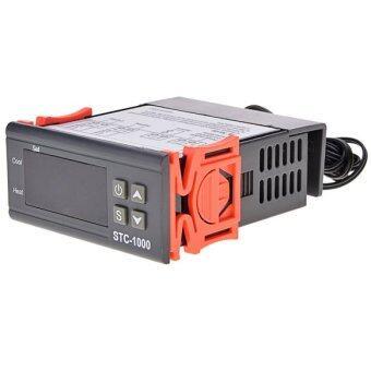 ดิจิตอล Toprank STC-1000 อเนกประสงค์ควบคุมอุณหภูมิเทอร์โมกับเซ็นเซอร์