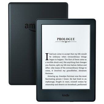 Harga Amazon Kindle 8th (2016) Black, with Special Offer 4GB