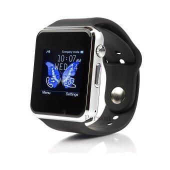 Person นาฬิกาโทรศัพท์ Smart Watch รุ่น A1 Phone Watch (Black)