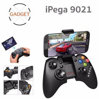 iPega รุ่น PG-9021 เกมส์คอนโทรลเลอร์บลูทูธไร้สาย (สีดำ)