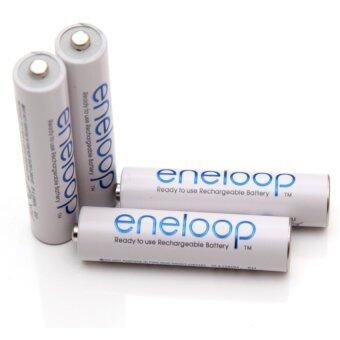 Eneloop ถ่านชาร์จ Panasonic Eneloop AAA (4 ก้อน)