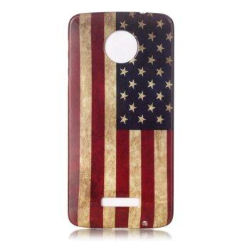 Harga TPU Back Cover Case for Motorola Moto Z (Multicolor)