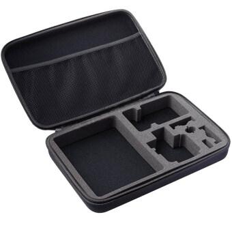 กระเป๋ากล้อง สำหรับกล้อง Action Camera (สีดำ) Size XL