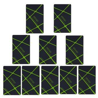 Eloop Power Bank แบตสำรอง พาวเวอร์แบงค์ ชาร์จไว ขนาดเล็ก Mini Power Suppy Portable 20000mAh (สีดำ)แพ็ค 10ชิ้น
