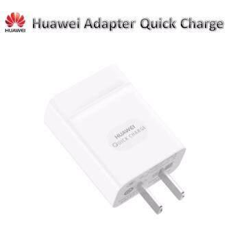 Huawei หัวชาร์จด่วน USB Quick Charger Adapter 9V 2A / 5V 2A ( สีขาว )