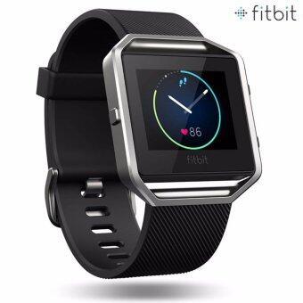 Fitbit Blaze, Black/Silver, ไซส์ Small นาฬิกาฟิตเนสอัจฉริยะฟิตบิต