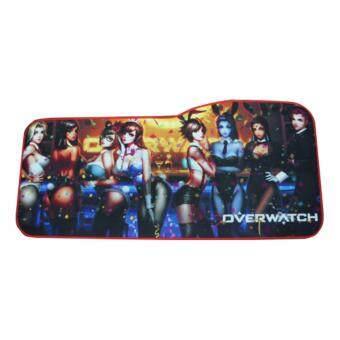 PRITOP Mousepad ขนาด 70x30 ลายเกมส์ Overwatch