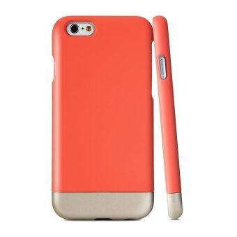 GMYLE เคสไอโฟน iPhone 6 Plus (สีอิตาเลี่ยนโรส / แชมเปญโกล)