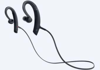 Sony หูฟัง Bluetooth สำหรับออกกำลังกาย
