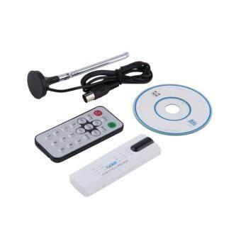 โอนิว USB 2.0 DVB-T2/ที DVB-C TV เครื่องติดยูเอสบีดองเกิลสำหรับพีซี/แล็ปท็อปวินโดวส์ 0.88