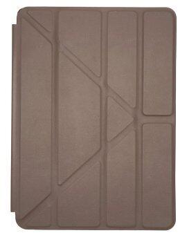 Cool case เคสไอแพดแอร์ 1 iPad Air 1 Smart Case Y Style (น้ำตาลเข้ม)