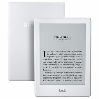 Harga Amazon Kindle 8th (2016) White, with Special Offer 4GB