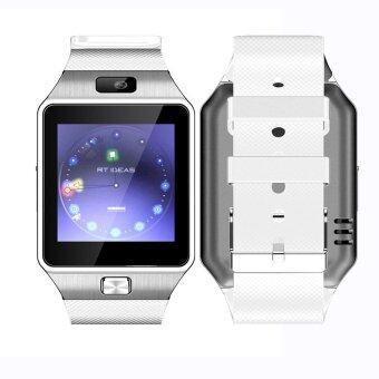 ATM Smart Watch Phone รุ่น A9 (สีขาว) กล้องนาฬิกาบูลทูธ ใส่ซิมได้ Bluetooth Smart Watch SIM Card Camera