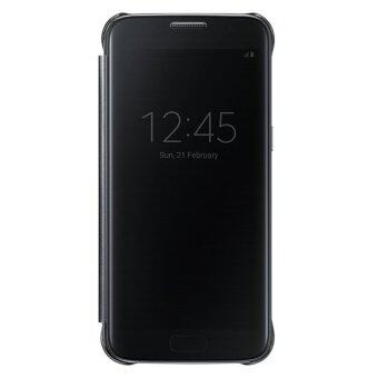 Harga Samsung Galaxy S7 Clear View Cover (Black)