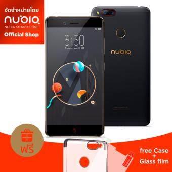 เปรียบเทียบราคา Nubia Z17 Mini สีดำทอง RAM4/ROM64 ( ฟรีเคส+ฟิล์ม+ฟิล์มกระจก ) รีวิว