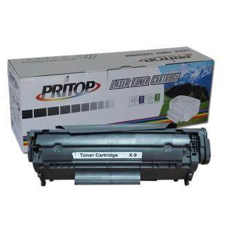 PRITOP CANON-L100/120,MF-4122/4150 สำหรับหมึกพิมพ์รุ่น For Toner Cartridge (CANON) FX9 (Black) PRITOP