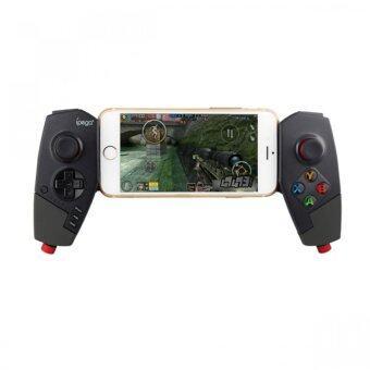 Riche จอยเกมส์คอนโทรลเลอร์บลูทูธไร้สาย เล่นได้ทั้ง iphone , ipad , Android และ Tablet รุ่น PG-9055 (สีดำ)
