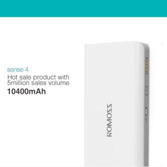 รีวิวสินค้า Romoss Power Bank Sense 4 (PH50-221) 10400 mAh (White) นำเสนอ