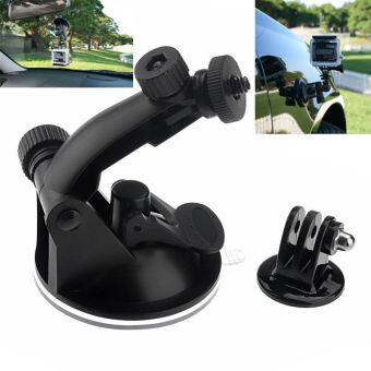 Harga New Suction Cup Mount for GoPro Hero 3+ 3 2 1 Hero3 Camera Accessories