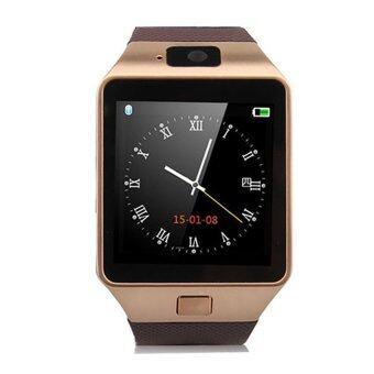 Person นาฬิกาโทรศัพท์ Smart Watch รุ่น A9 Phone Watch (Gold)