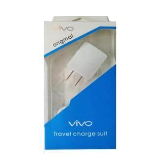VIVO Wall Charger หัวชาร์จ+สายชาร์จ VIVO Micro USB Data Cable+Home (สีขาว)
