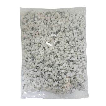 TPL กิ๊บตอกสายแลน แพ็คถุง1,000ตัว สีขาว
