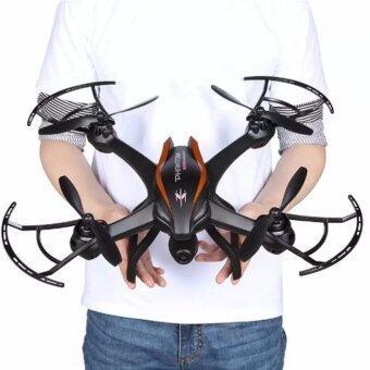 โดรน ติดกล้อง drone cx35 cheerson 720p สีส้มมีจอพร้อมเสาส่งสัญญานภาพ ไม่ต้องใช้มือถือร่วม (Orange)