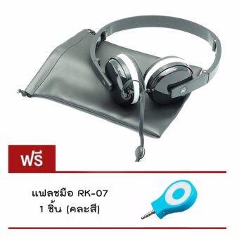 DT หูฟังมาการอง แบบครอบหู SIBYL MACARONS EARPHONE รุ่น X-18 แถมฟรี แฟลตมือถือ RK-07
