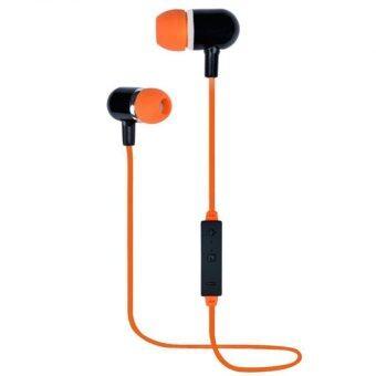 KS หูฟังบลูทูธ สำหรับออกกำลังกาย(สีส้ม) รุ่นBT50
