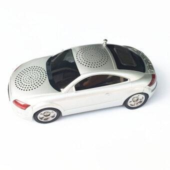 HTD ลำโพง MP3 รุ่น A8 (Sliver)