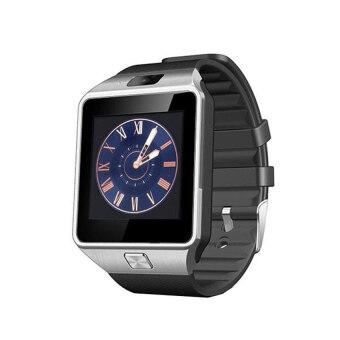 LNW กล้องนาฬิกาบูลทูธ ใส่ซิมได้ Bluetooth Smart Watch SIM Card Camera รุ่น DZ09 (สีดำ)