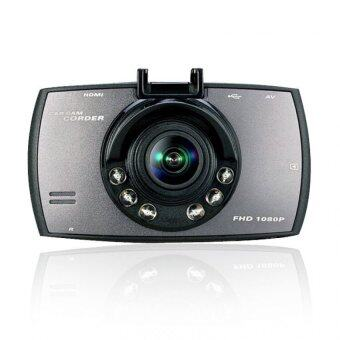 Center Car Camcorder กล้องติดรถยนต์HDMI DVR Full HD รุ่น G30 (สีดำ)