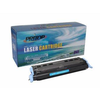 Canon LBP5000/LBP5100 ใช้ตลับหมึกเลเซอร์เทียบเท่ารุ่น Canon 307(Y) Yellow Pritop