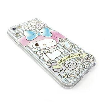 Sanrio เคส My Melody 40C iPhone6/6s clear case