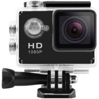 Good it กล้องกันน้ำ Action CamCorder Full HD 1080P WiFi (สีดำ)