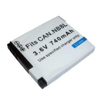 แบตเตอรี่กล้อง รุ่น NB-8L Replacement Battery for Canon