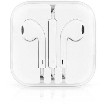 BestBuy Earpod Earphone Headphone หูฟังสำหรับ For iPhone / iPad / iPod - White