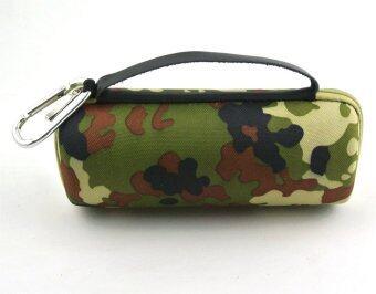 จัดการท่องเที่ยวแบบพกพาติดตัว EVA ซิปกระเป๋าถือกระเป๋าหนักเคสสำหรับ JBL Flip3