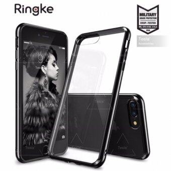 tesia  Ringke Fusion iphone 7 plus  เคสใส่ ขอบนิ่มหลังแข็ง + TPU Edge MIL-STD Drop Protection Cases for iphone 7 plus